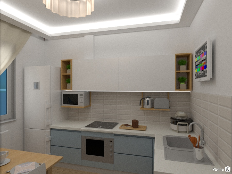 Design kitchen 70855 by Татьяна Максимова image