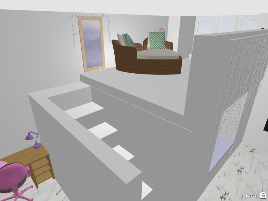 Tween Bedroom 87754 by Keki image
