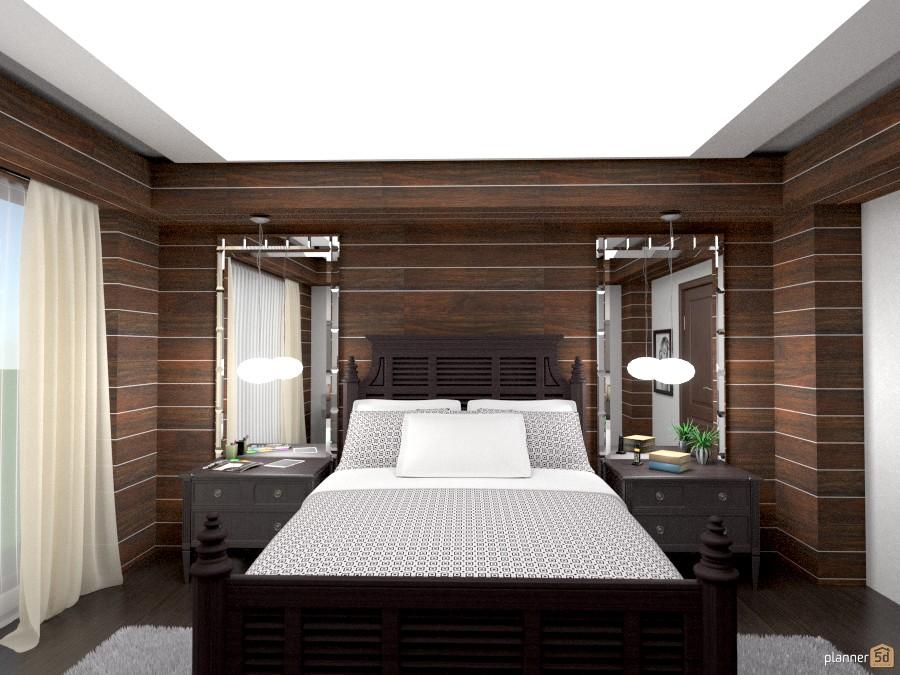 Cozy Bedroom 61140 by Raiza image