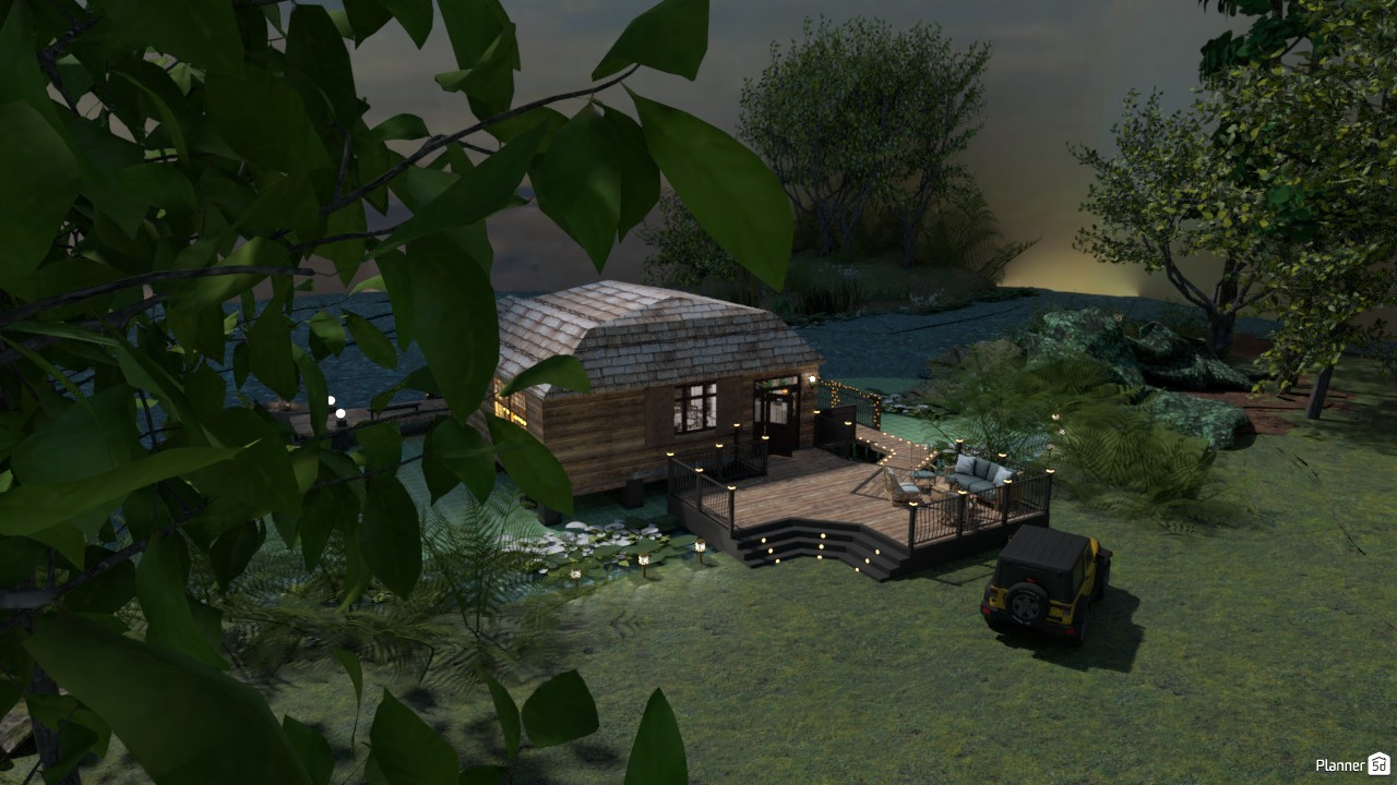Lake House Dream 4681003 by User 6394118 image
