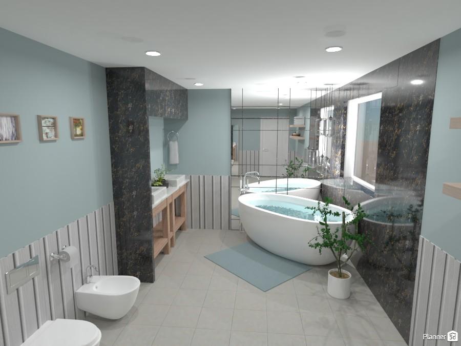 Dream bathroom 4534145 by Mia image