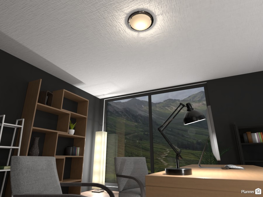 Minimal office design 84219 by EMG Builds image