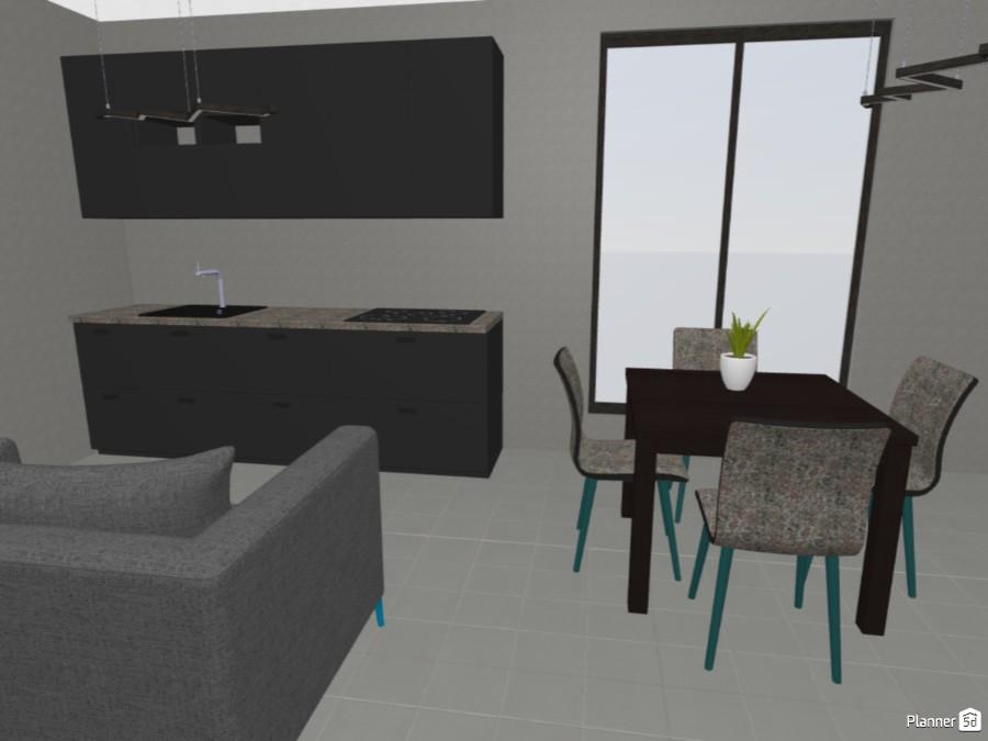 Small studio interior 84398 by Art lover image