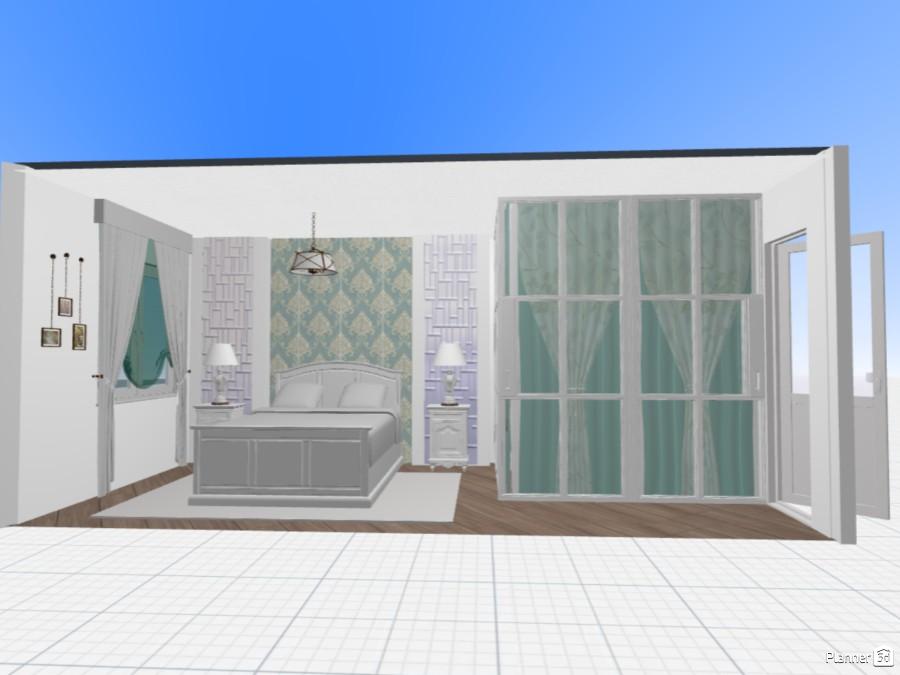 спальня для Гузаль 87513 by User 24674070 image