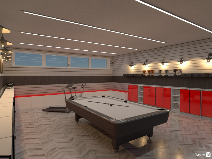 Red Garage! 87267 by Doggy image