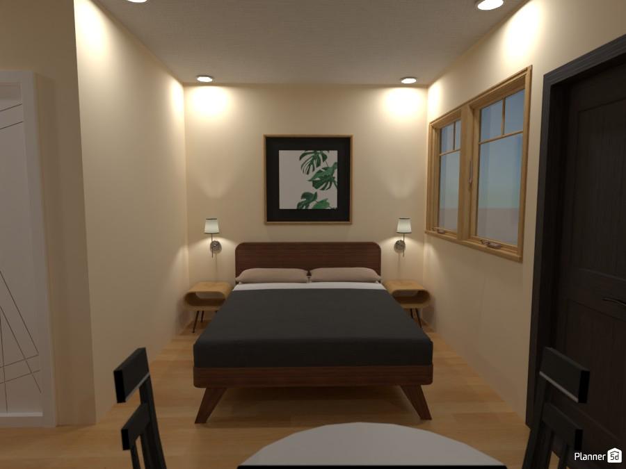Tiny House Bedroom 4111675 by Burnsler image