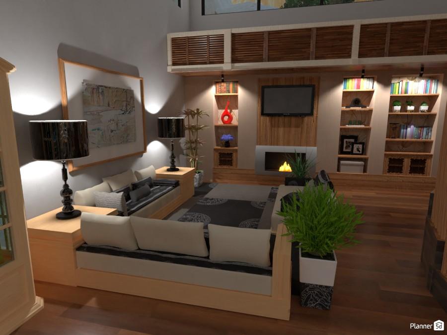 Rock House: new furnishing #2 3012322 by Micaela Maccaferri image