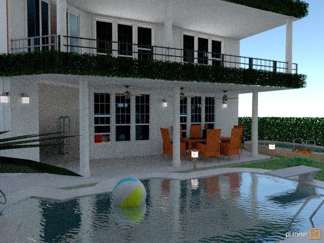mi casa blanca :) 60623 by josue Parrales Murillo image