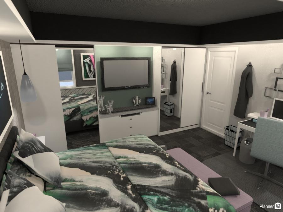 Bedroom 2457542 by Wilson image