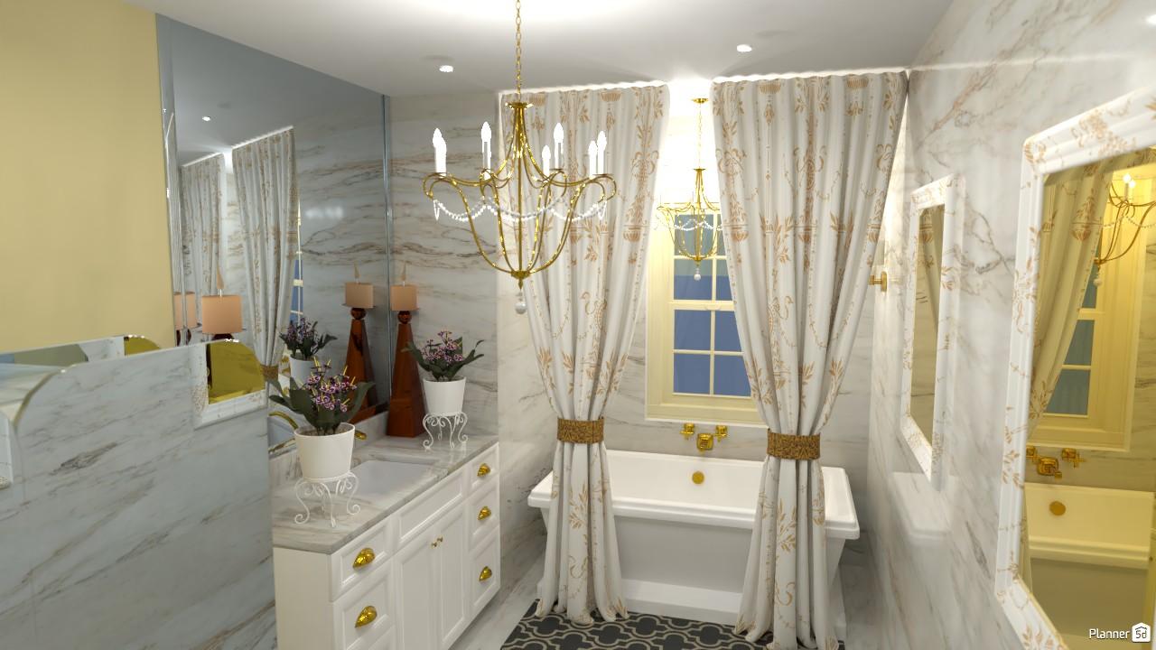 Classic bathroom 4921792 by Veselka Rumenova Petkova image