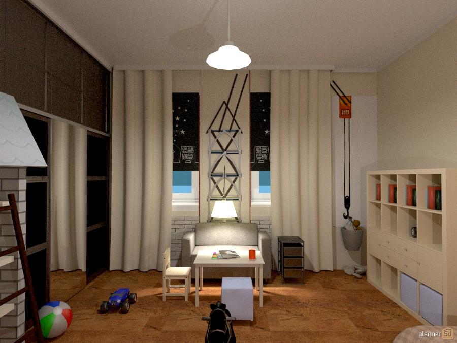 Детская комната 861766 by Татьяна Максимова image