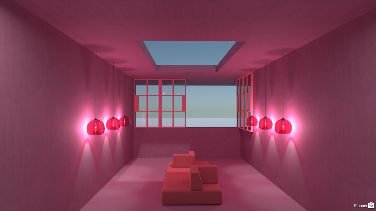 Pink room with a view 3690004 by Ana G image