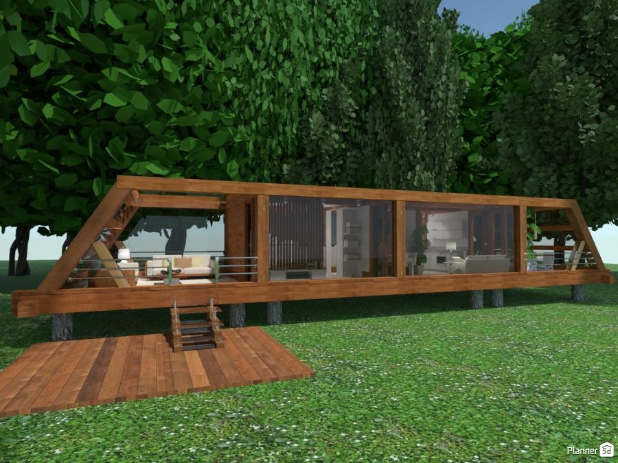 WonderWood: House 75483 by Fede Lars image