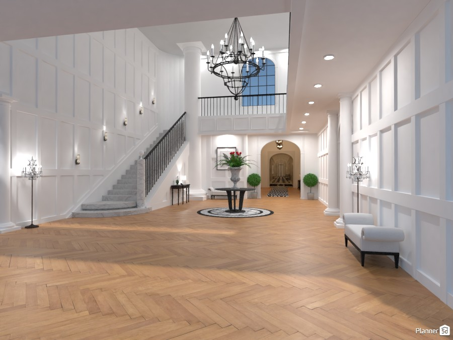 Grand Foyer 5 3478469 by DesignKing image
