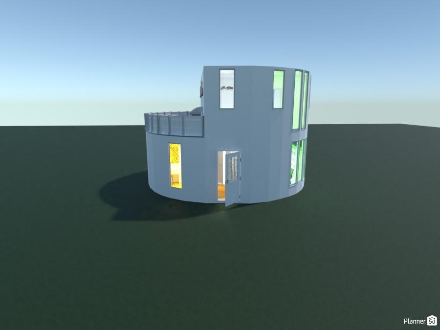 Round house expansion 83371 by Nikolas image
