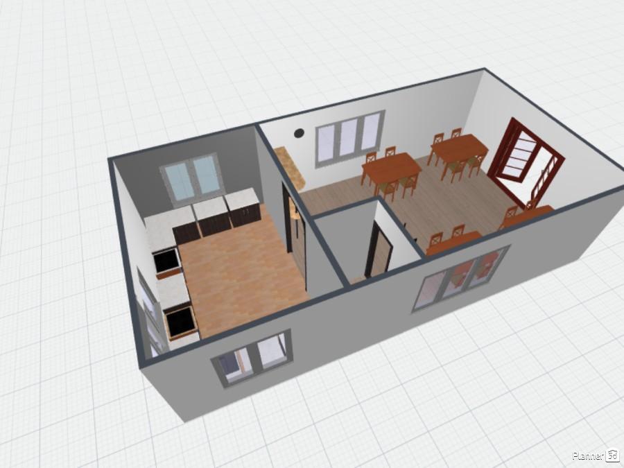 My Restaurant Plans Free Online Design 3d Cafe Floor Plans By Planner 5d
