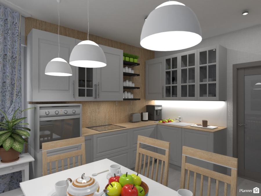 Дизайн кухни 2322480 by Татьяна Максимова image