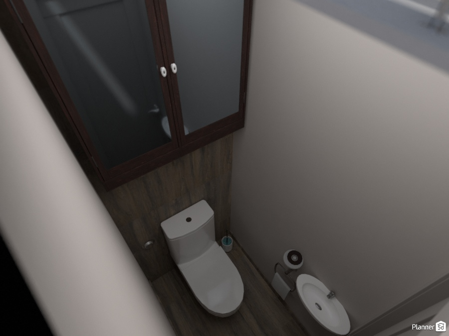 Дизайн ванной комнаты 75298 by Татьяна Максимова image