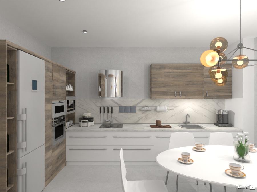 Дизайн кухни/design kitchen 74534 by Татьяна Максимова image