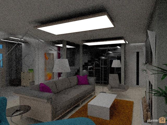 Частный дом П-образной формы 60981 by Екатерина image