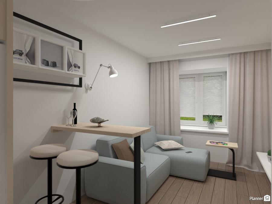 Дизайн кухни студии 2085427 by Татьяна Максимова image