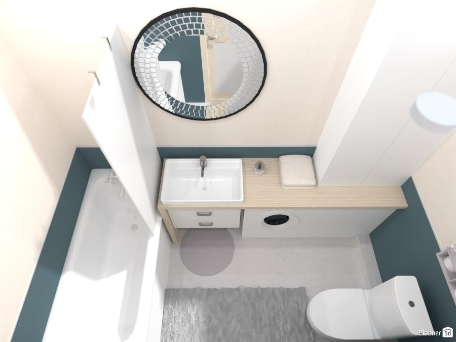 Дизайн проект квартиры 73501 by Татьяна Максимова image