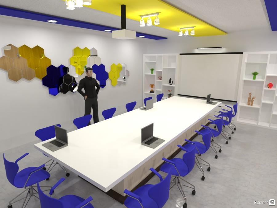 Meeting Room 4448718 by Kuroizz - image