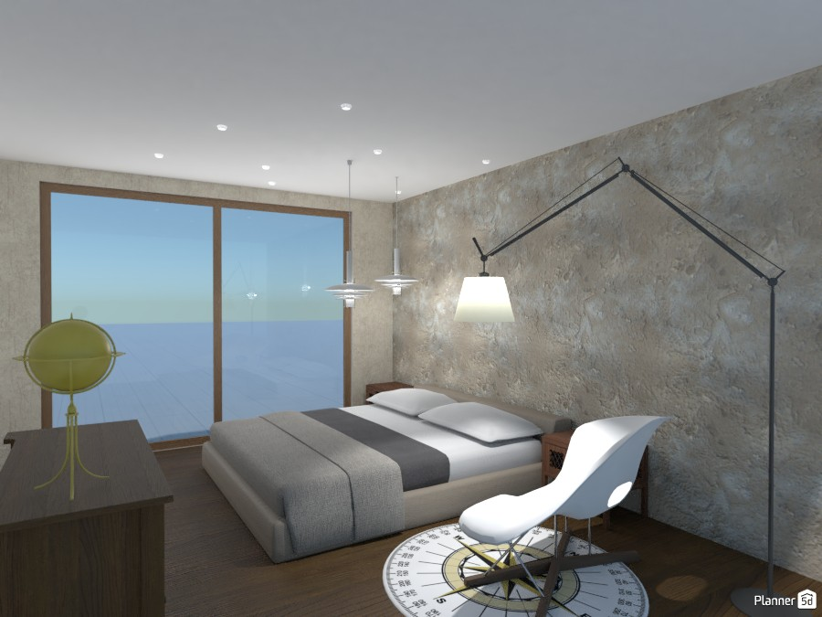 bedroom 3374248 by Valery G. image