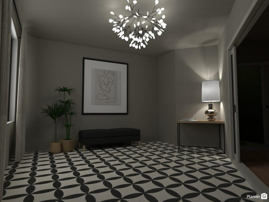 Scandi House - Foyer 4488581 by Ana G image