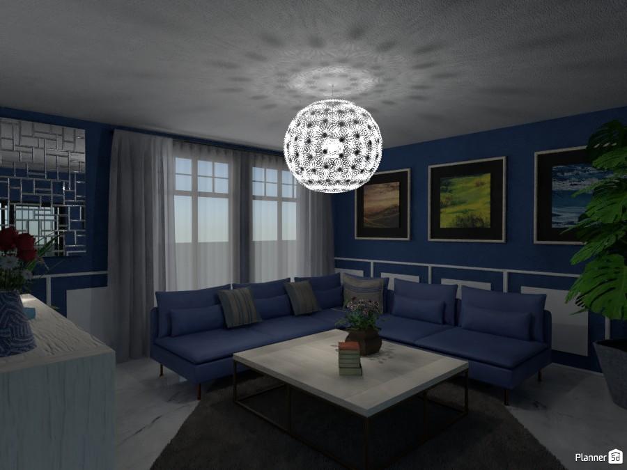 Living in Blue n.1 3375540 by Freek image