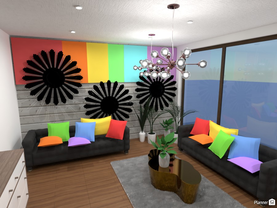 rainbow room 4952461 by Anonymous:):) image