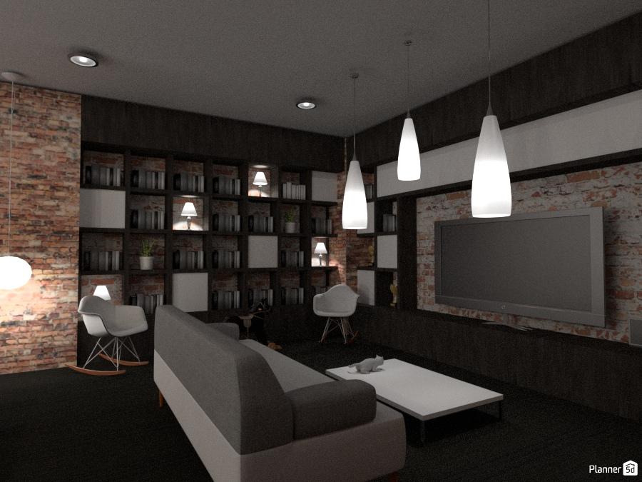 Living Room #1 67924 by LØU DERØИNE image