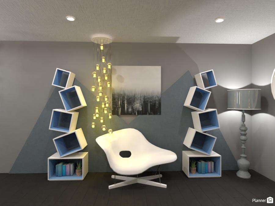 Crazy living room! 85898 by Huzaifah Al-Quraishi image