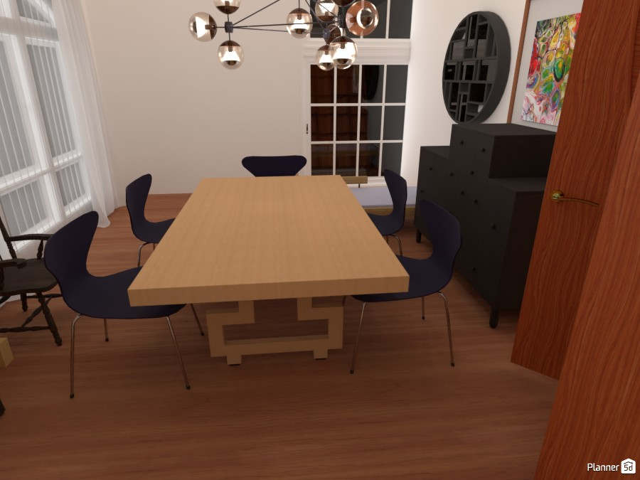 New Improved Icelandic Dining Room 4335269 by My House image