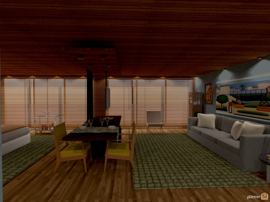 Apartment 55m² 1130525 by Michelle Silva image