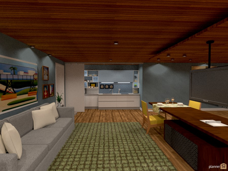 Apartment 55m² 1130639 by Michelle Silva image