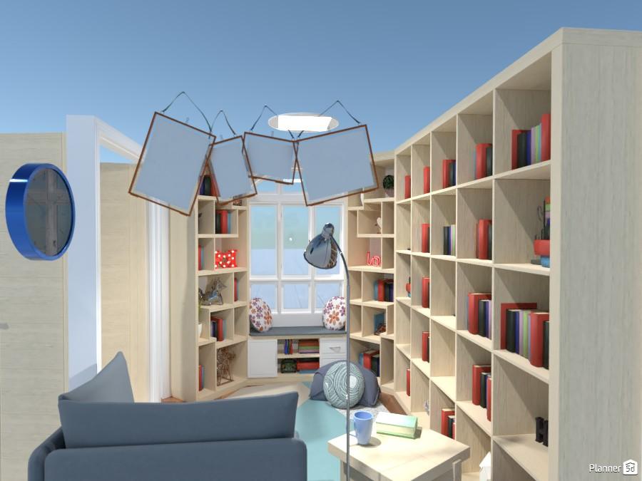 Little Library 86616 by Enrico e Cinzia image