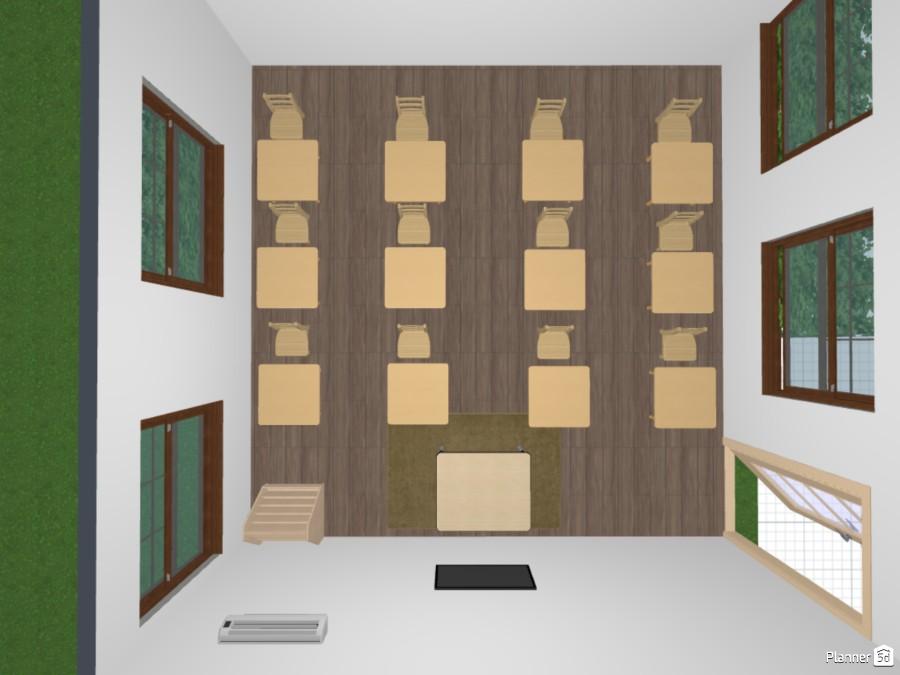 Classroom Arrangement 86665 by Kaylee Mondry image