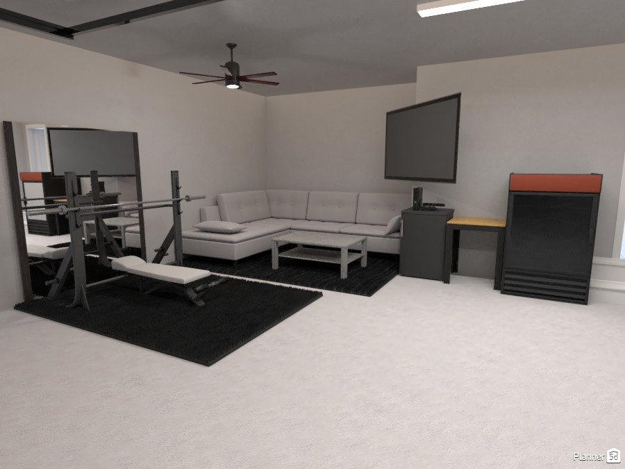 man cave 4374629 by Nathan Voight image