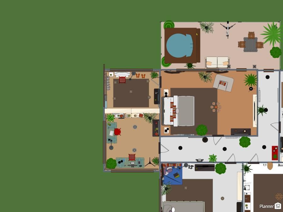 Casa con piscina 68240 by Sara.buios28 image