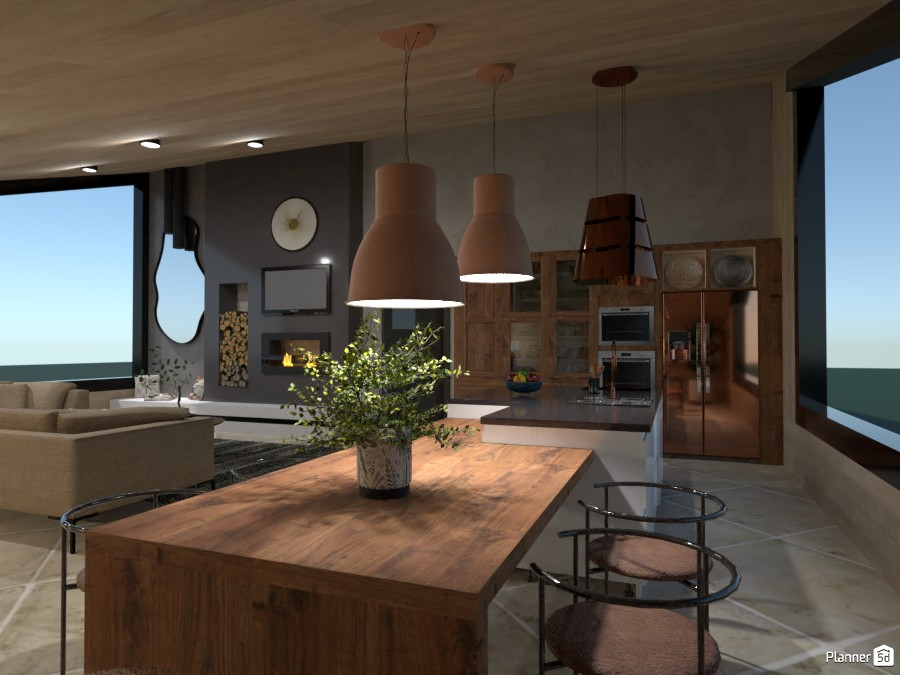 APRILE 21: Kitchen 4222768 by Moonface image