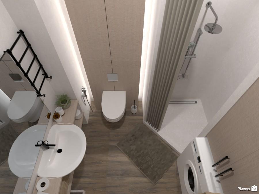дизайн ванной комнаты 4332648 by Татьяна Максимова image