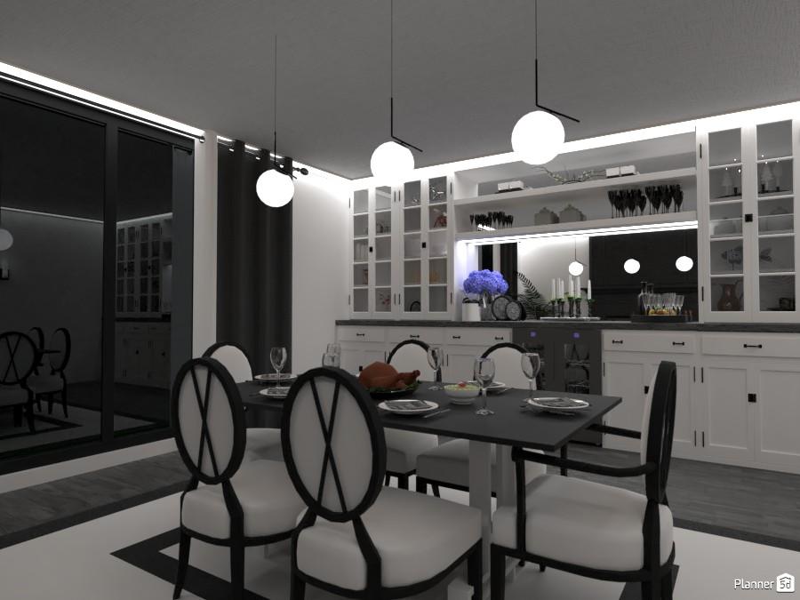 dining room 4483556 by Yasemin Seray Ençetin image