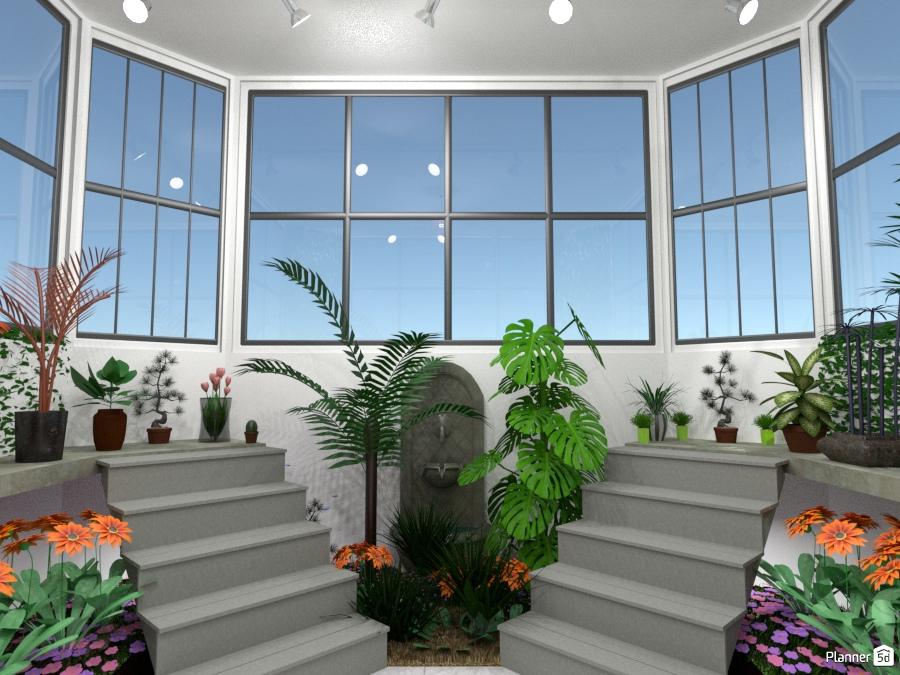 Маленький ботанический сад 1588792 by Milena image