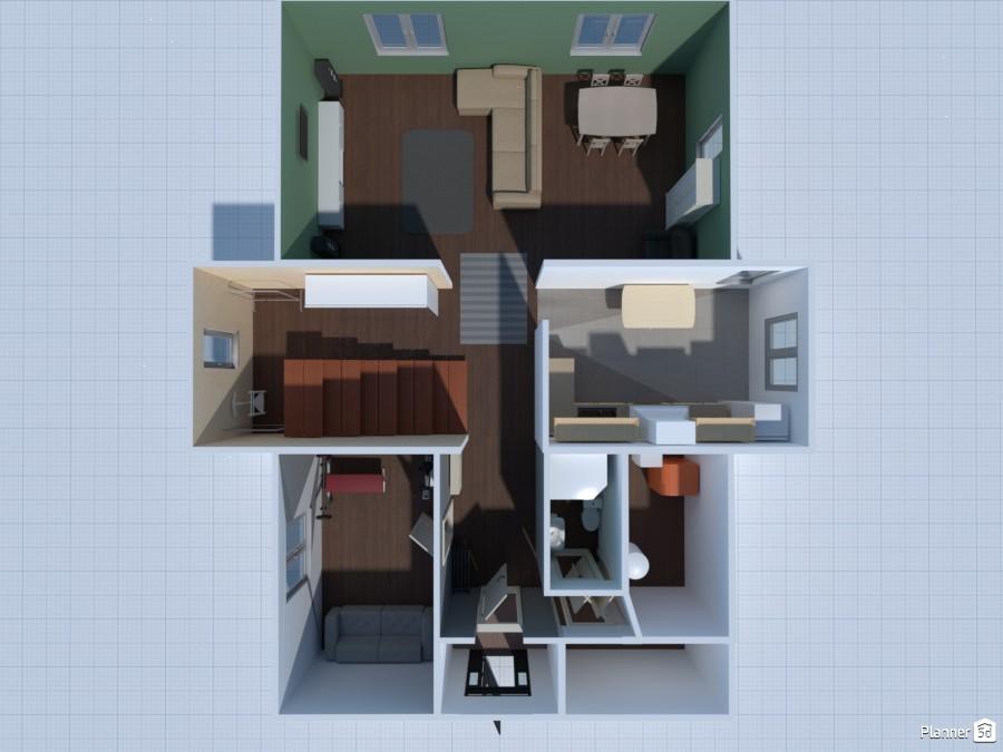 1-й этаж 3231459 by Денис Репин image