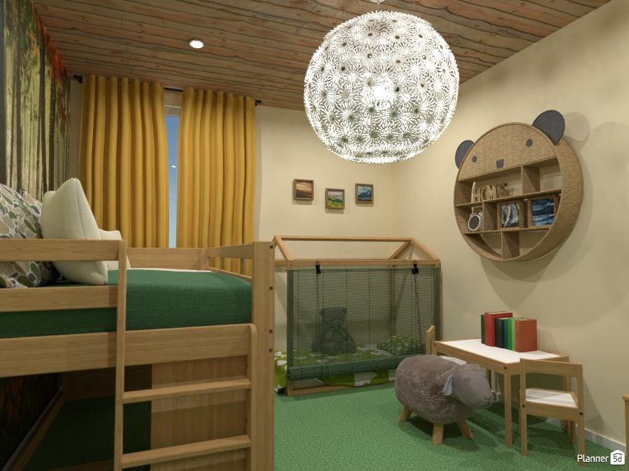 Kids room 4228293 by Rita Oláhné Szabó image
