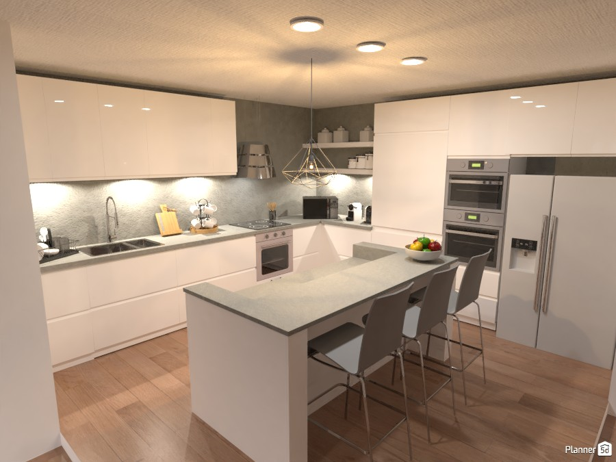 Kitchen 4584999 by alestang image