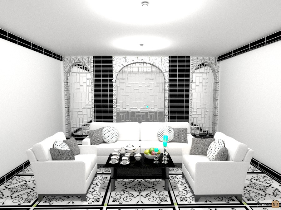 formal b n w sitting room 1017490 by Joy Suiter image