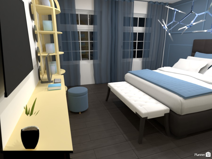Bedroom 4577280 by Mark image