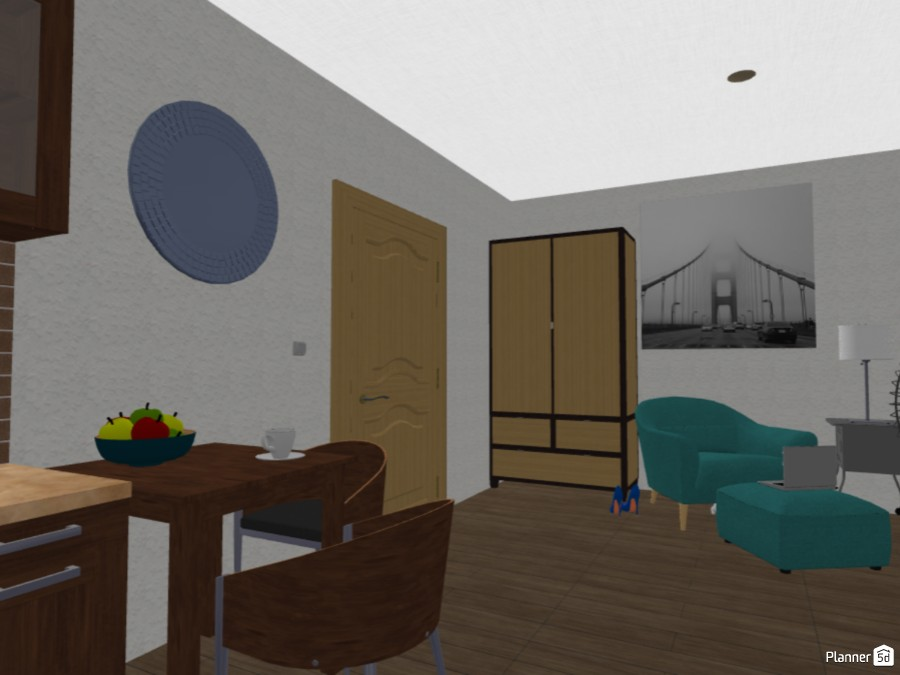 Small Apartment 77452 by Valerie W. image